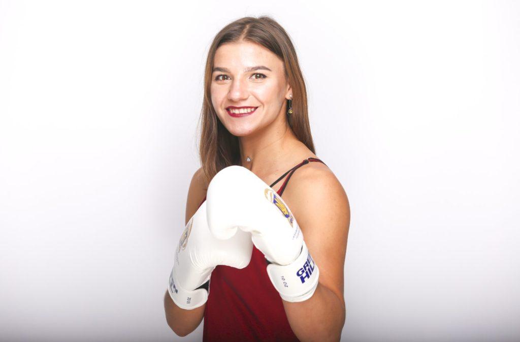 Уманська боксерка стала найкращою спортсменкою Черкащини в грудні